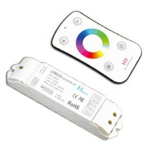 รีโมท+RGB controller-M3