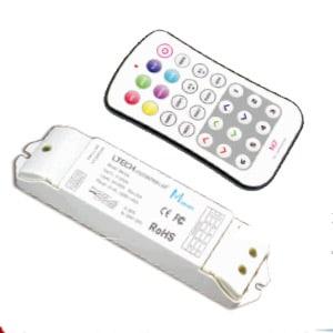 รีโมท+rgb controller-M7