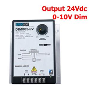 0-10V DIM DRIVER สำหรับไฟLEDเส้น 24V