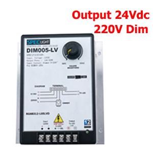 0-220V DIM DRIVER สำหรับไฟLEDเส้น 24V