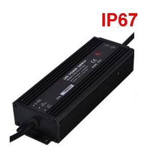 หม้อแปลงสวิทชิ่ง กันน้ำ IP67 12V 200W