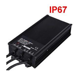 หม้อแปลงสวิทชิ่ง กันน้ำ IP67 24V 300W