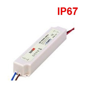 หม้อแปลงสวิทชิ่ง กันน้ำ IP67 24V 60W
